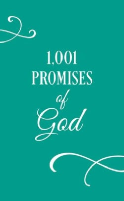 1,001 Promises of God (Paperback)