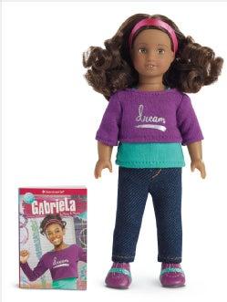 Gabriela Mini Doll: Girl of the Year 2017  (Toy)