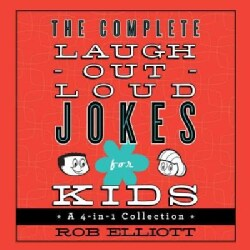 The Complete Laugh-Out-Loud Jokes for Kids: A 4-in-1 Collection (CD-Audio)