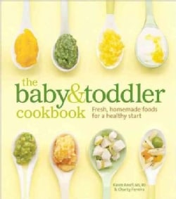 The Baby & Toddler Cookbook (Hardcover)