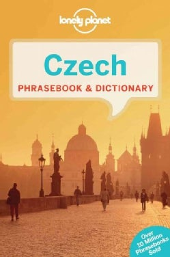 Lonely Planet Czech Phrasebook & Dictionary (Paperback)
