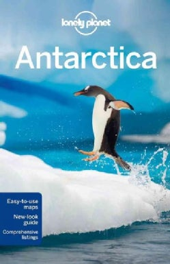 Lonely Planet Antarctica (Paperback)