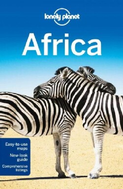 Lonely Planet Africa (Paperback)