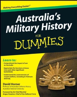 Australia's Military History for Dummies (Paperback)