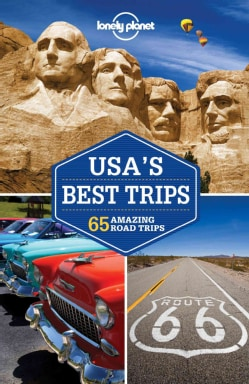 Lonely Planet USA's Best Trips: 52 Amazing Road Trips (Paperback)