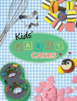 Kids' Party Cakes (Paperback)