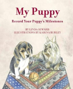 My Puppy: Record Your Puppy's Milestones (Hardcover)