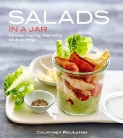 Salads in a Jar (Hardcover)