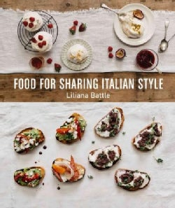 Food for Sharing Italian Style (Hardcover)