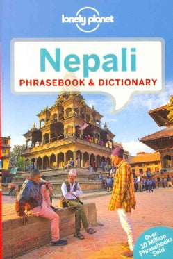 Lonely Planet Nepali Phrasebook & Dictionary (Paperback)