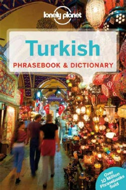 Lonely Planet Turkish Phrasebook & Dictionary (Paperback)