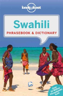 Lonely Planet Swahili Phrasebook & Dictionary (Paperback)