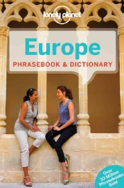 Lonely Planet Europe Phrasebook & Dictionary (Paperback)