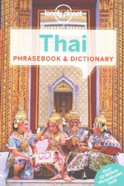 Lonely Planet Thai Phrasebook & Dictionary (Paperback)