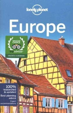 Lonely Planet Europe (Paperback)