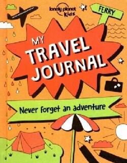 My Travel Journal (Notebook / blank book)