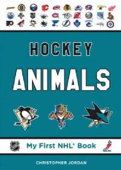 Hockey Animals (Board book)