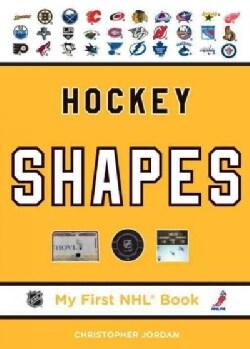 Hockey Shapes (Board book)