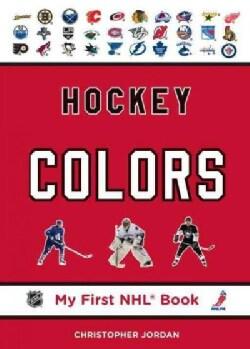 Hockey Colors (Board book)