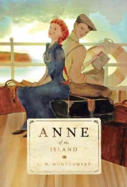Anne of the Island (Paperback)