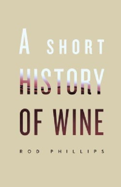 9000 Years of Wine: A Short History (Paperback)