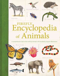 Firefly Encyclopedia of Animals (Paperback)