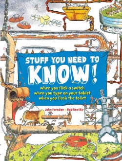 Stuff You Need to Know! (Paperback)