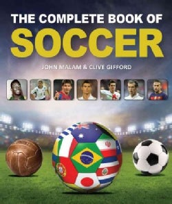 The Complete Book of Soccer (Hardcover)