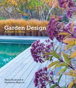Garden Design: A Book of Ideas (Paperback)