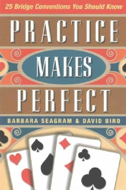 25 Bridge Conventions You Should Know:  Practice Makes Perfect (Paperback)