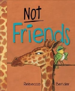 Not Friends (Hardcover)