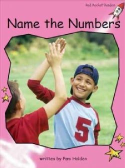 Name the Numbers (Paperback)