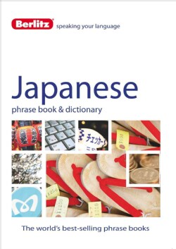 Berlitz Japanese Phrase Book + Dictionary