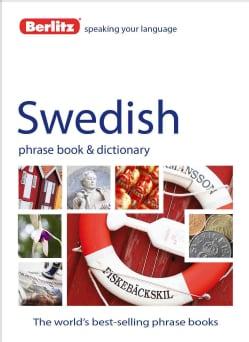 Berlitz Swedish Phrase Book + Dictionary