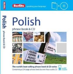Berlitz Polish Phrase Book