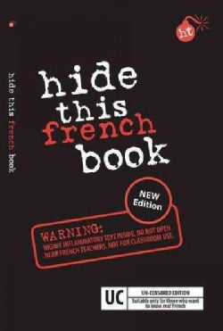 Hide This French Book (Paperback)