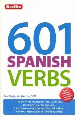 601 Spanish Verbs (Paperback)