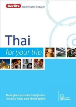 Berlitz Thai for Your Trip