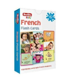 Berlitz Kids French Flash Cards (Cards)