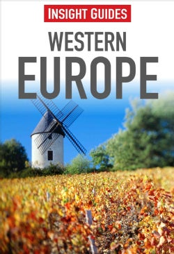 Insight Guide Western Europe (Paperback)