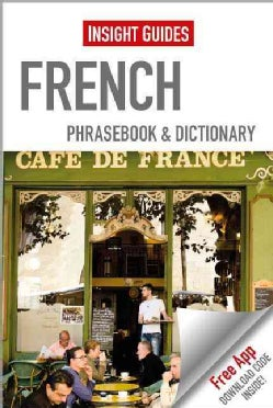 Insight Guides French Phrasebooks & Dictionary (Paperback)