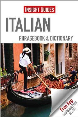 Insight Guides Italian Phrasebook & Dictionary (Paperback)
