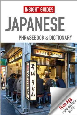 Insight Guides Japanese Phrasebook & Dictionary (Paperback)
