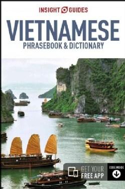 Insight Guide Vietnamese Phrasebook & Dictionary (Paperback)