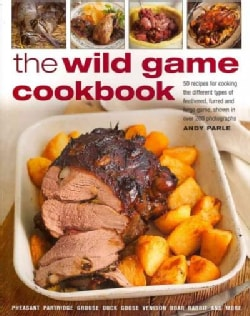 The Wild Game Cookbook (Paperback)