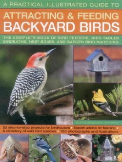 A Practical Illustrated Guide to Attracting & Feeding Backyard Birds: The Complete Book of Bird Feeders, Bird Tab... (Paperback)