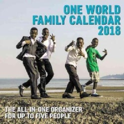 One World 2018 Family Calendar (Calendar)