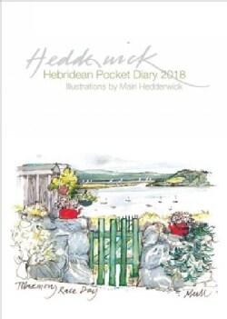 Hebridean Pocket Diary 2018 (Diary)