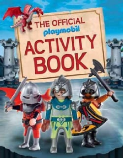 The Official Playmobil Activity Book (Paperback)