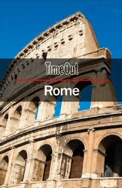 Time Out City Guide Rome (Paperback)